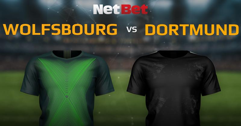 Vfl Wolfsbourg VS Borussia Dortmund