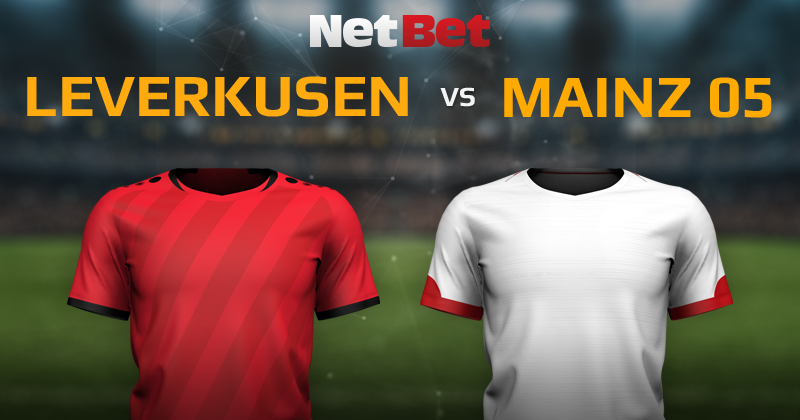 Bayer Leverkusen VS Mainz 05