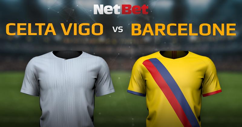 Celta Vigo VS FC Barcelone