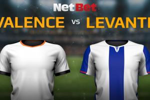 Cf Valence VS Levante