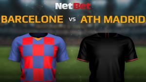FC Barcelone VS Atlético Madrid