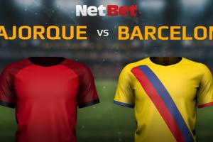 RCD Majorque VS FC Barcelone