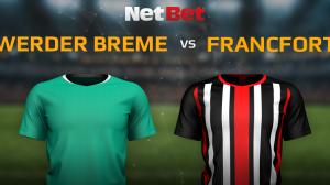 Werder Brême VS Eintracht Francfort