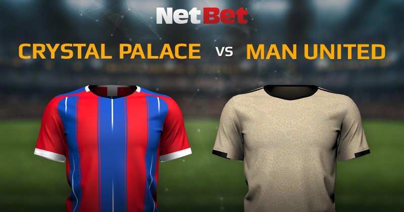 Crystal Palace VS Manchester United