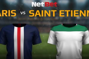 Paris Saint-Germain VS AS Saint Etienne