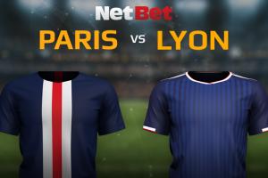 Paris Saint-Germain VS Olympique Lyonnais