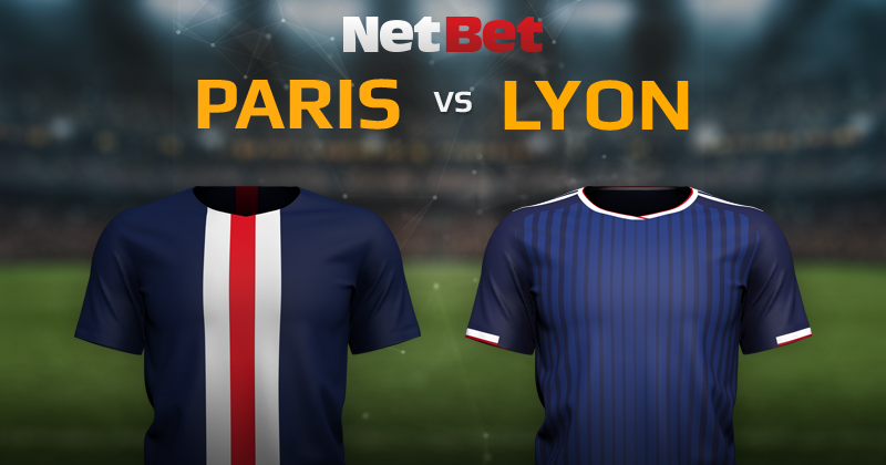 Paris Saint-Germain VS Olympique Lyonnais
