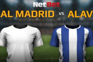 Real Madrid VS Deportivo Alaves