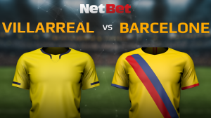 Villarreal VS FC Barcelone