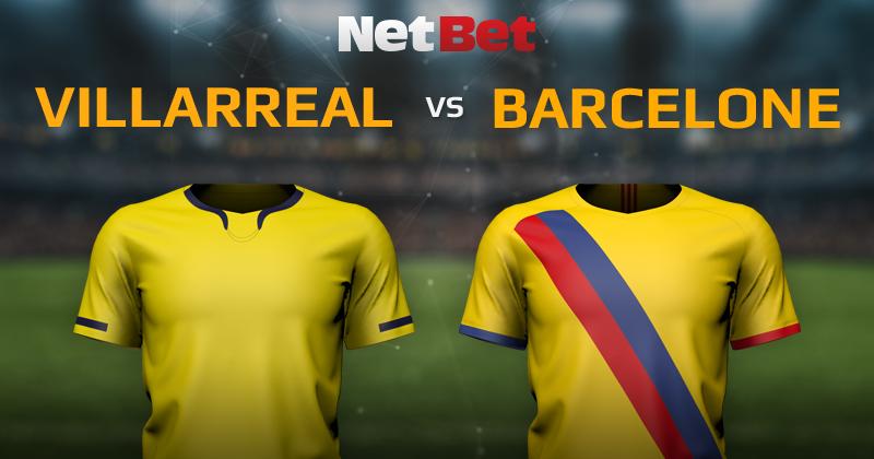 Villarreal VS FC Barcelone
