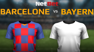 FC Barcelone VS Bayern Munich