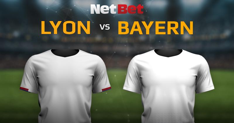 Olympique Lyonnais VS Bayern Munich