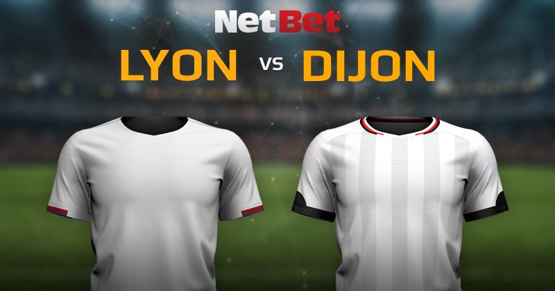 Olympique Lyonnais VS FC Dijon