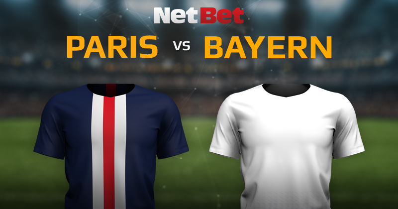 Paris Saint-Germain VS Bayern Munich