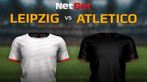 RB Leipzig VS Atlético Madrid