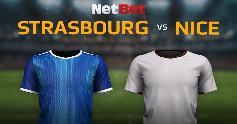 RC Strasbourg VS OGC Nice
