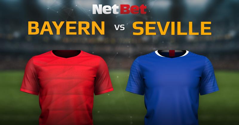 Bayern Munich VS FC Séville