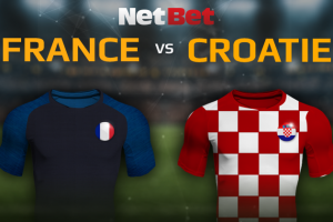 France VS Croatie