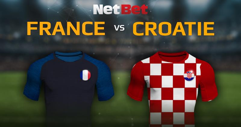 France VS Croatie