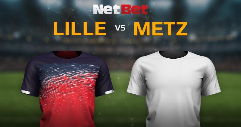 LOSC VS FC Metz
