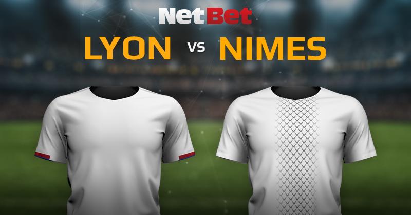 Olympique Lyonnais VS Nîmes Olympique