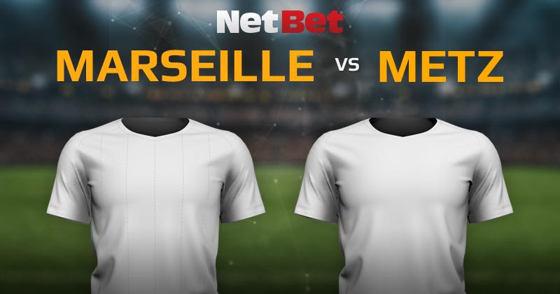 Olympique de Marseille VS FC Metz
