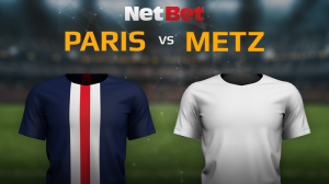 Paris Saint-Germain VS FC Metz