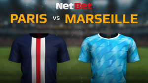 Paris Saint-Germain VS Olympique de Marseille