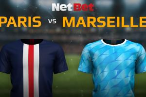 Paris Saint-Germain VS Olympique de Marseille