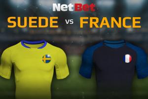 Suède VS France