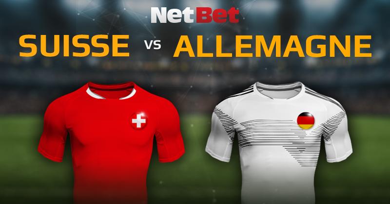 Suisse VS Allemagne