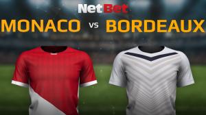AS Monaco VS Girondins de Bordeaux