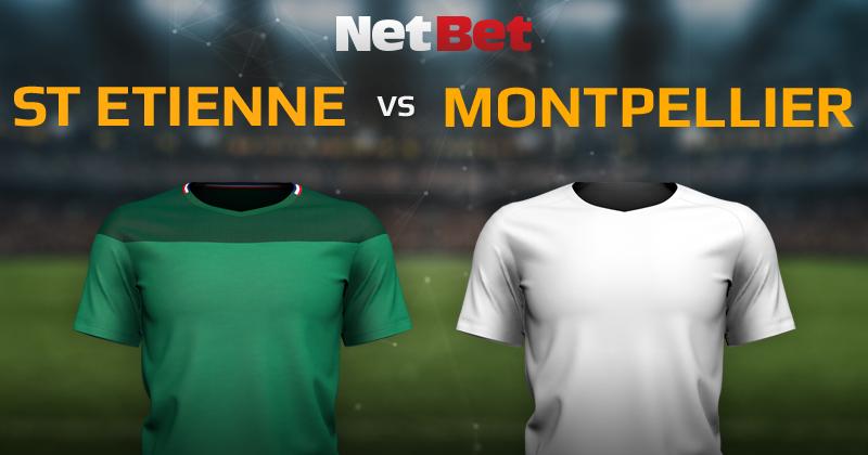 AS Saint Etienne VS Montpellier Hérault Sport Club