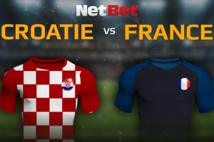 Croatie VS France