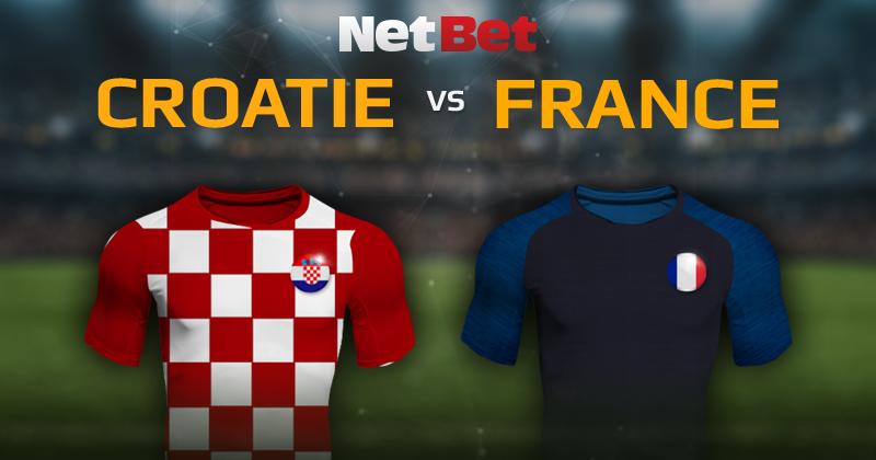 Croatie VS France