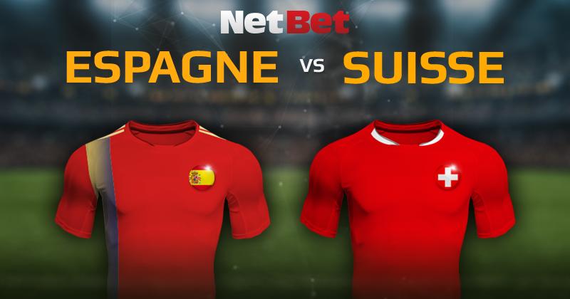 Espagne VS Suisse