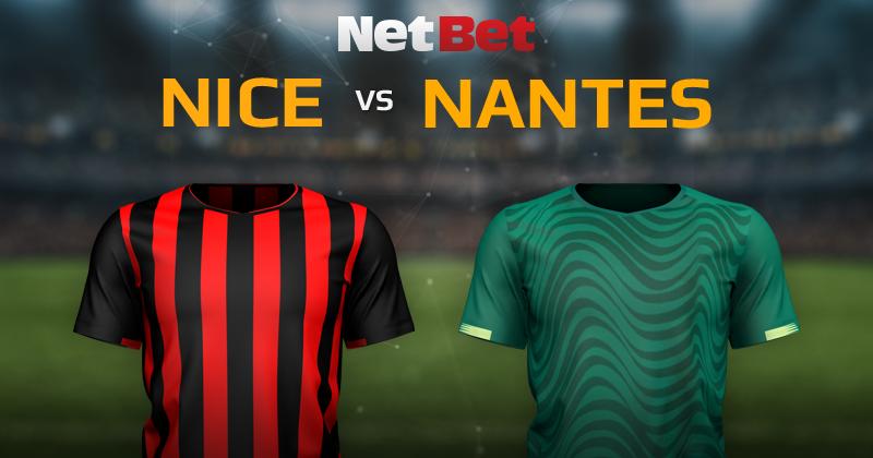 OGC Nice VS FC Nantes