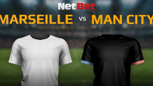 Olympique de Marseille VS Manchester City