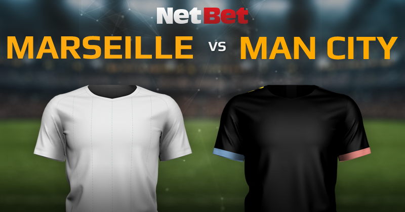 Olympique de Marseille VS Manchester City