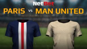 Paris Saint-Germain VS Manchester United