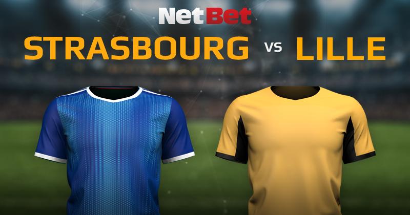 RC Strasbourg VS LOSC