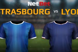 RC Strasbourg VS Olympique Lyonnais