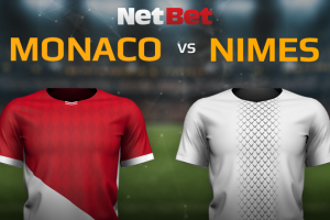 AS Monaco VS Nîmes Olympique