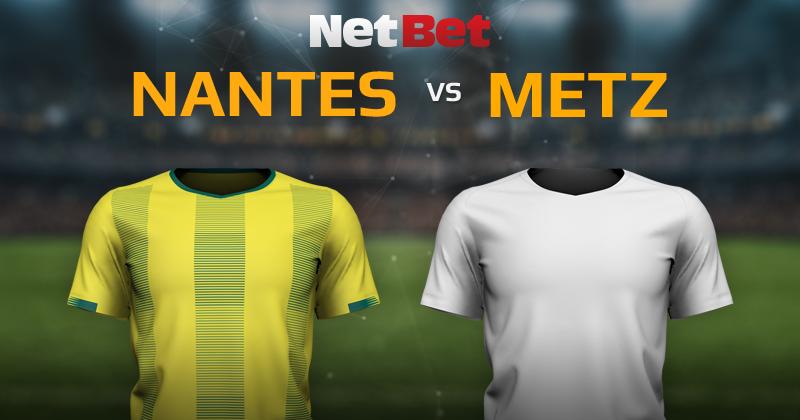 FC Nantes VS FC Metz