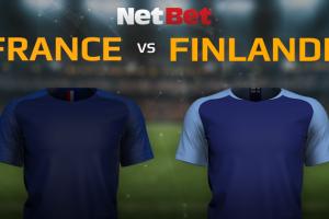 France VS Finlande