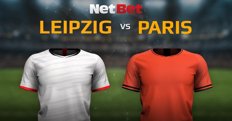 RB Leipzig VS Paris Saint-Germain