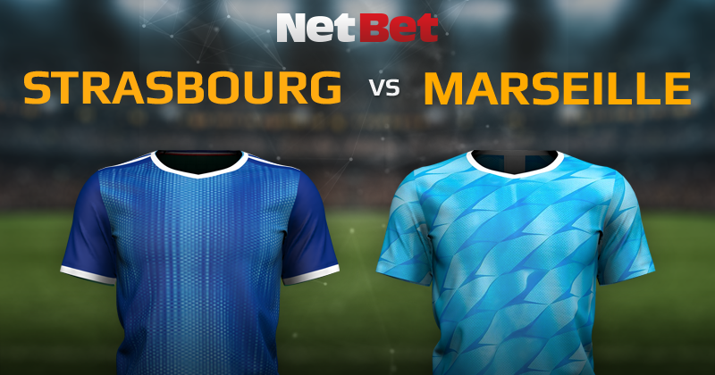 RC Strasbourg VS Olympique de Marseille