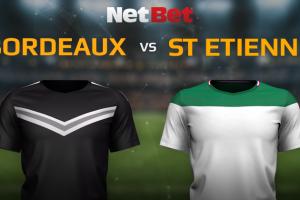 Girondins de Bordeaux VS AS Saint Etienne