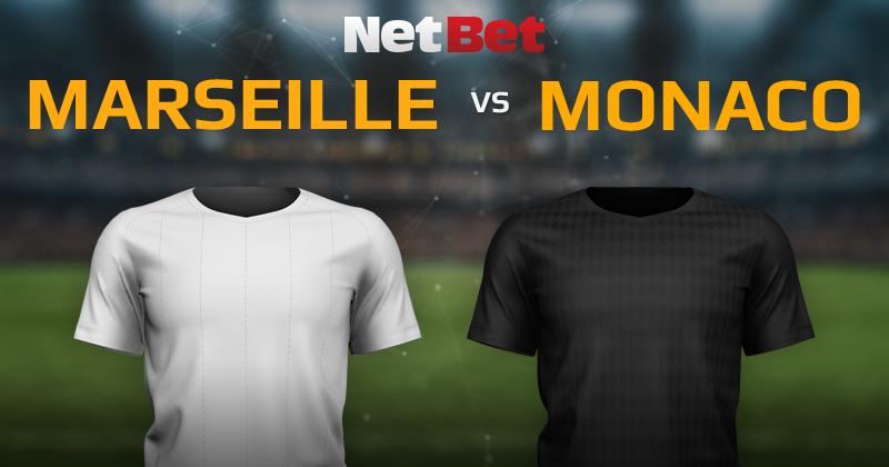Olympique de Marseille VS AS Monaco