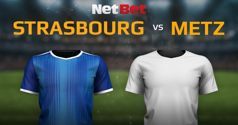 RC Strasbourg VS FC Metz